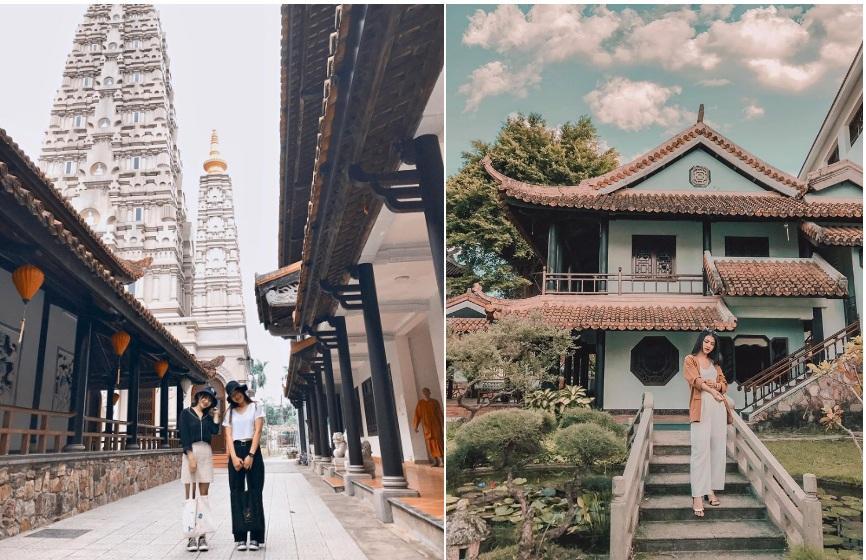 Sống ảo ở 3 ngôi chùa xứ Huế có kiến trúc đẹp-7