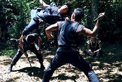 Bật mí hậu trường phim 'bom tấn' võ thuật Việt Nam