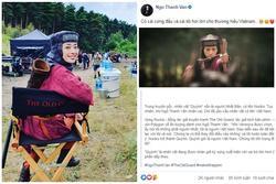 Yêu cầu của Ngô Thanh Vân khi đóng phim Hollywood: Cái tôi lớn cho thương hiệu Việt Nam