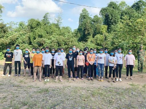 Bắt giữ thêm 29 người nhập cảnh trái phép vào Việt Nam-1