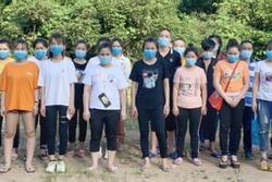 Bắt giữ thêm 29 người nhập cảnh trái phép vào Việt Nam