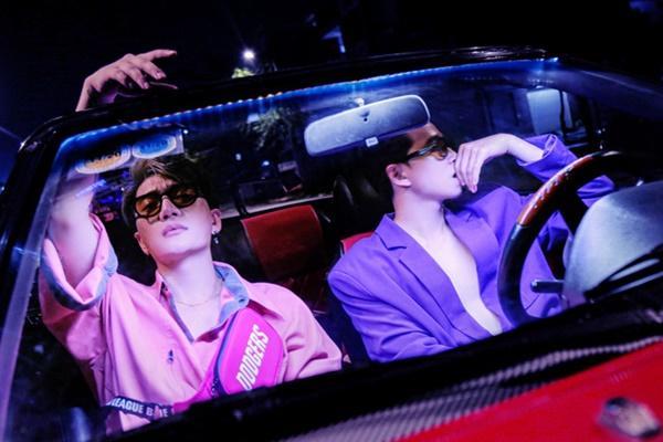 Dàn cameo nguyên bộ hài Vbiz xuất hiện trong MV Châu Đăng Khoa - Orange-1
