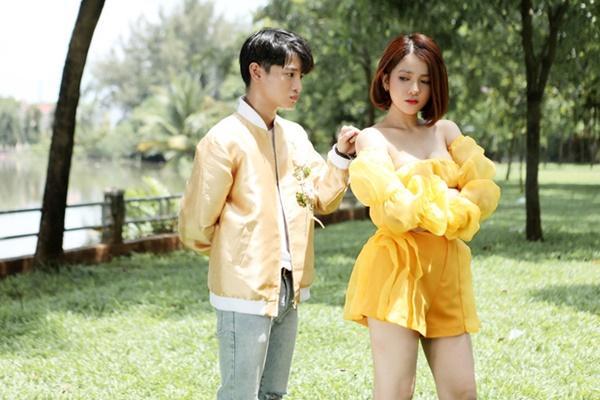 Dàn cameo nguyên bộ hài Vbiz xuất hiện trong MV Châu Đăng Khoa - Orange-4