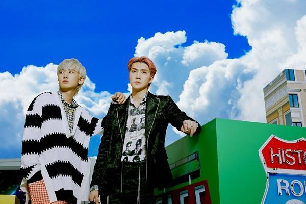 Hóa ra Sehun và Chanyeol EXO từng có lúc bên ngoài thân thiết, bên trong ngứa đòn-4