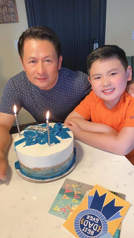 Vợ cũ Bằng Kiều bí mật tổ chức sinh nhật tuổi 47 cho cựu chồng-2