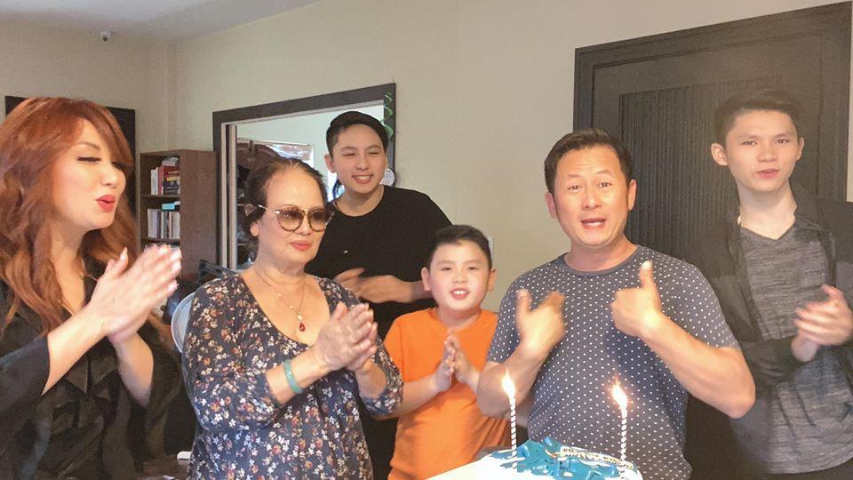 Vợ cũ Bằng Kiều bí mật tổ chức sinh nhật tuổi 47 cho cựu chồng-3