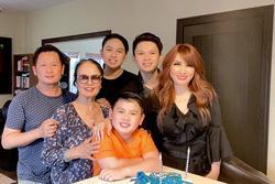 Vợ cũ Bằng Kiều bí mật tổ chức sinh nhật tuổi 47 cho cựu chồng