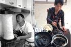 Những pha nấu ăn không thể 'toang' hơn của cánh mày râu vụng còn thích thể hiện