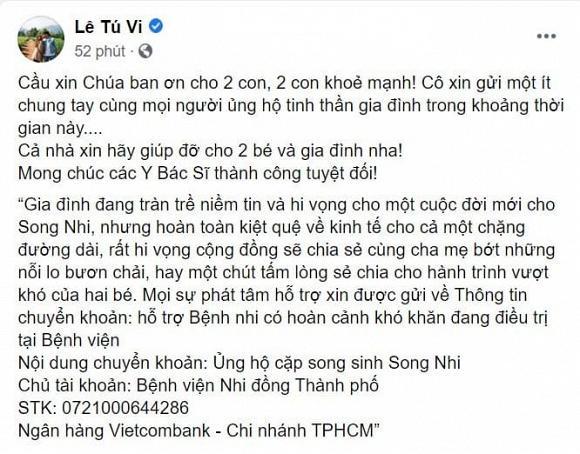 Sao Việt nín thở - vỡ òa khi 2 bé gái song sinh thực hiện ca mổ tách thành công-5