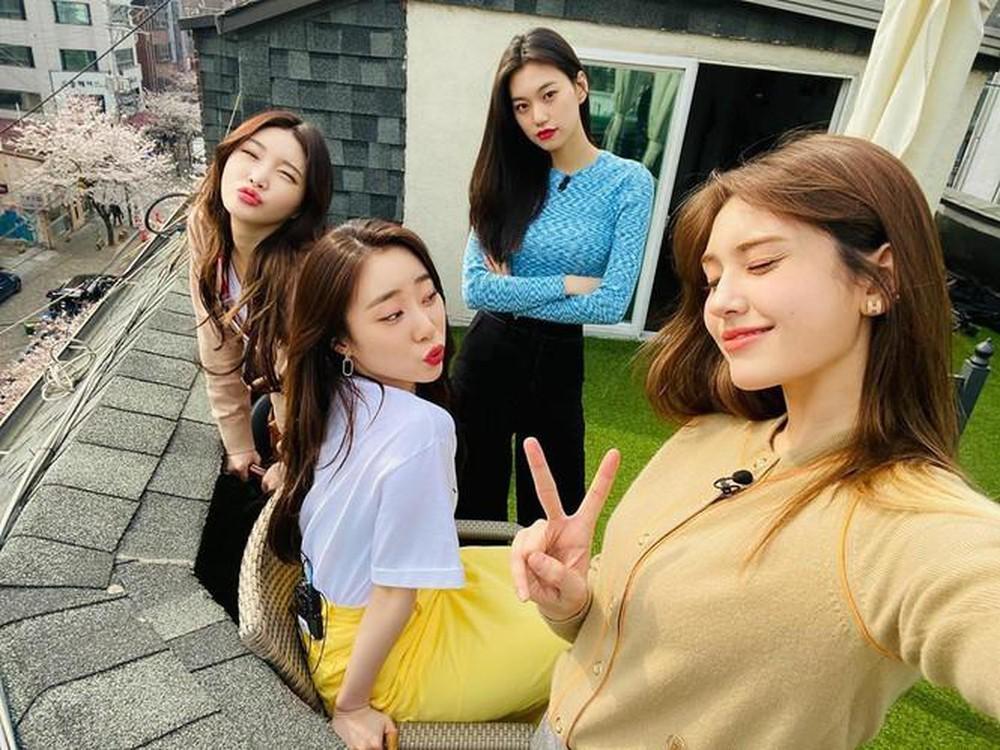 Những nhóm nhạc nữ Kpop giải tán rồi vẫn tình thương mến thương-4