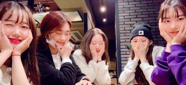 Những nhóm nhạc nữ Kpop giải tán rồi vẫn tình thương mến thương-5