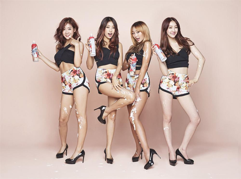 Những nhóm nhạc nữ Kpop giải tán rồi vẫn tình thương mến thương-1