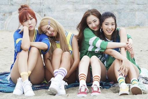 Những nhóm nhạc nữ Kpop giải tán rồi vẫn tình thương mến thương-2