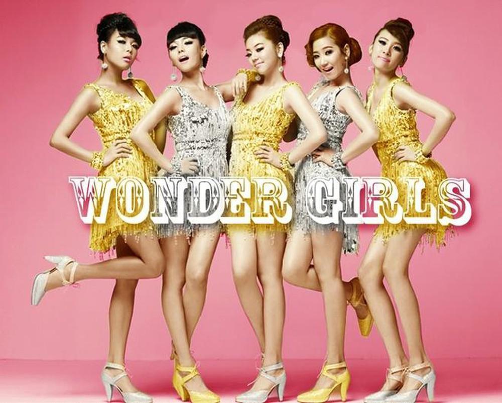 Những nhóm nhạc nữ Kpop giải tán rồi vẫn tình thương mến thương-9