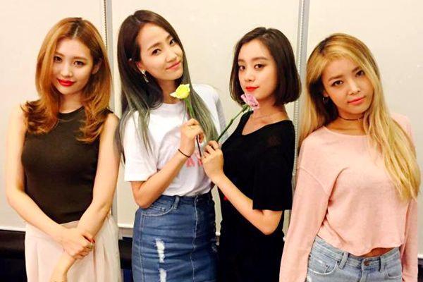 Những nhóm nhạc nữ Kpop giải tán rồi vẫn tình thương mến thương-11