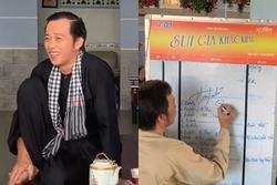 NSƯT Hoài Linh tiết lộ bí quyết chống đạo diễn bắt đóng phim đến đêm