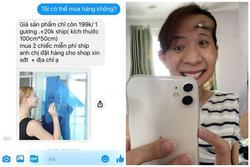 Mua hàng qua mạng được quảng cáo như 'rót mật', cô gái háo hức mang chiếc gương dán tường về nhà và kết quả