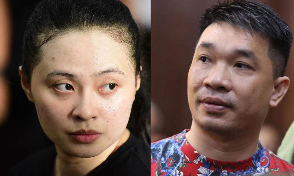 Hot girl Ngọc Miu và người tình Văn Kính Dương lại hầu tòa-1
