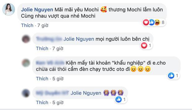 Hoa hậu Jolie Nguyễn trấn an fans: Cùng nhau vượt qua nhé-2