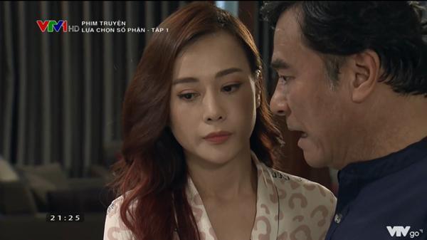 Phương Oanh, Lã Thanh Huyền đua nhau trưng diện hàng hiệu trên phim-1