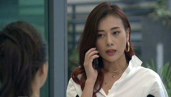 Phương Oanh, Lã Thanh Huyền đua nhau trưng diện hàng hiệu trên phim-2