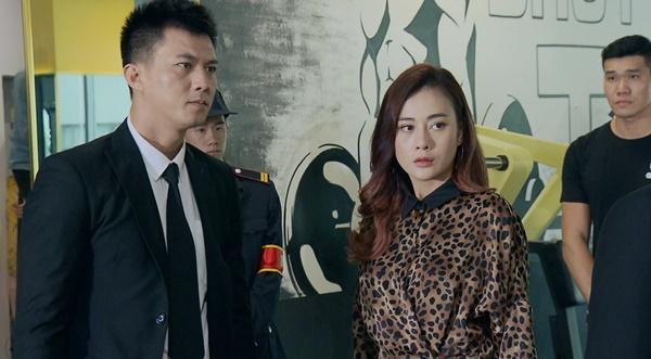 Phương Oanh, Lã Thanh Huyền đua nhau trưng diện hàng hiệu trên phim-5