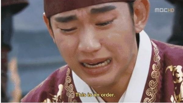 Những cảnh khóc ấn tượng của ông hoàng nước mắt Kim Soo Hyun-3