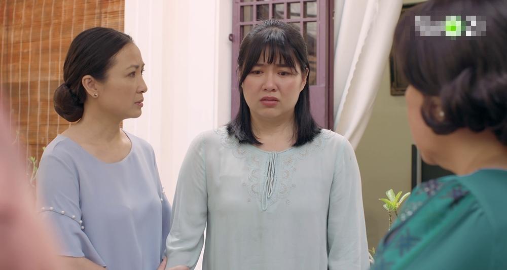 Gạo nếp gạo tẻ phần 2 tập 15: Thúy Ngân tiếp tục bị mẹ ruột bỏ rơi-9