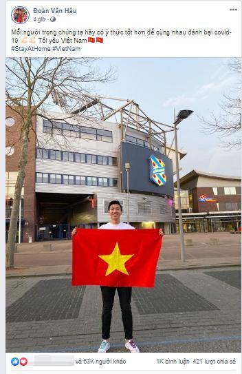 Trước ngày trở về nước, Đoàn Văn Hậu bất ngờ bị fans Việt chỉ trích gắt-5