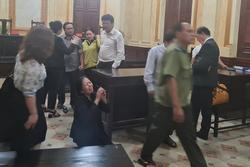 Kháng nghị hủy án vụ đương sự định nhảy lầu
