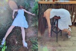 Đang buồn ngủ vật vã phải xách vali lên và đi, cô gái Huế có ngay bộ ảnh du lịch để đời