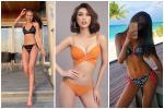 Mỹ nhân Việt dùng bikini phối đồ chất lừ đi du lịch-11