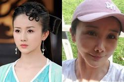 'Đệ nhất mỹ nữ cổ điển' xứ Trung tự biến mình thành thảm họa mặt rắn