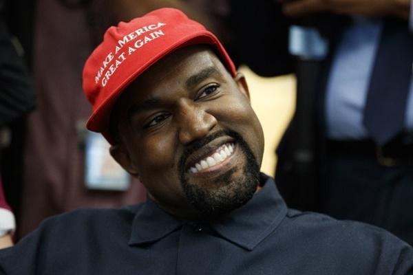 Bước đi đầu tiên của Kanye West trong chiến dịch tranh cử Tổng thống-1