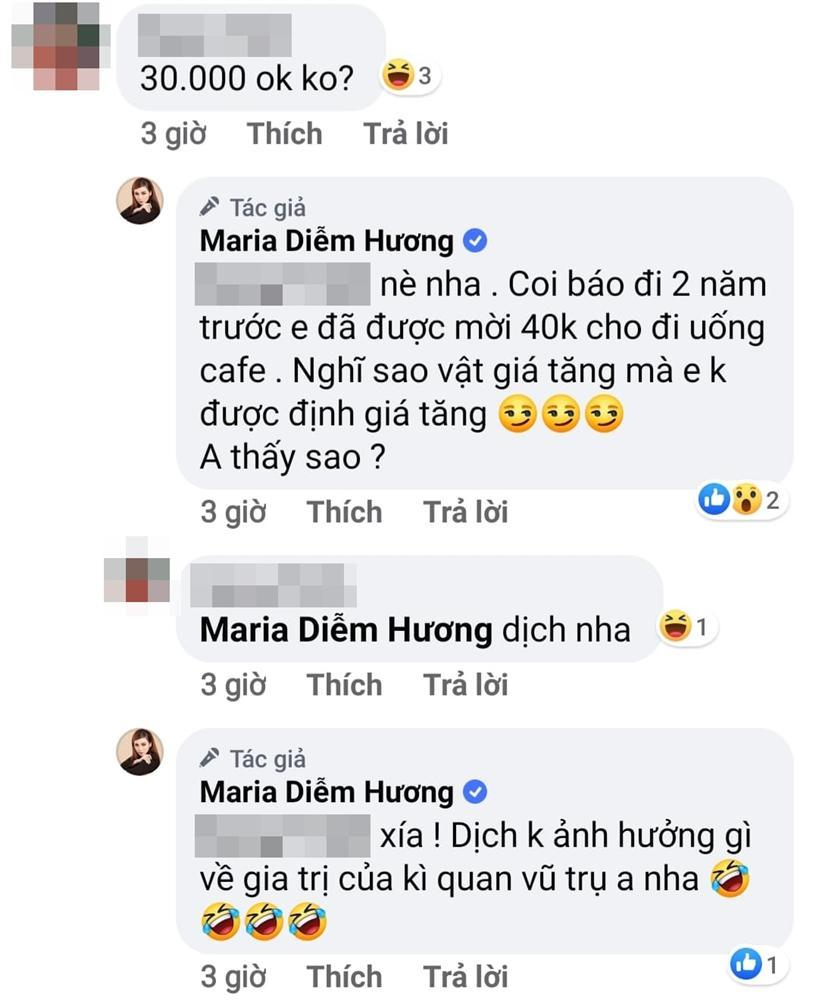 Hoa hậu Diễm Hương: 2 năm trước mời tôi đi uống cà phê đã 40.000 USD-2