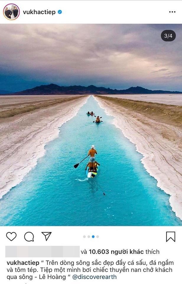 Vũ Khắc Tiệp âm thầm tag tên nhiếp ảnh vào Instagram vẫn bị chính chủ nhẫn tâm report-1