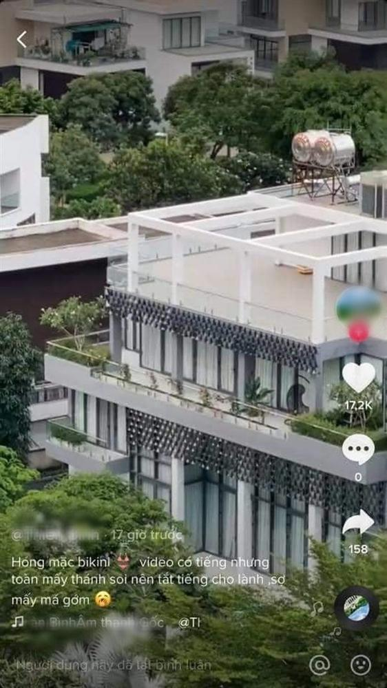 Công khai mặt hàng xóm quay lén, Ngọc Trinh tuyên bố kiện cho chừa thói sân si-1