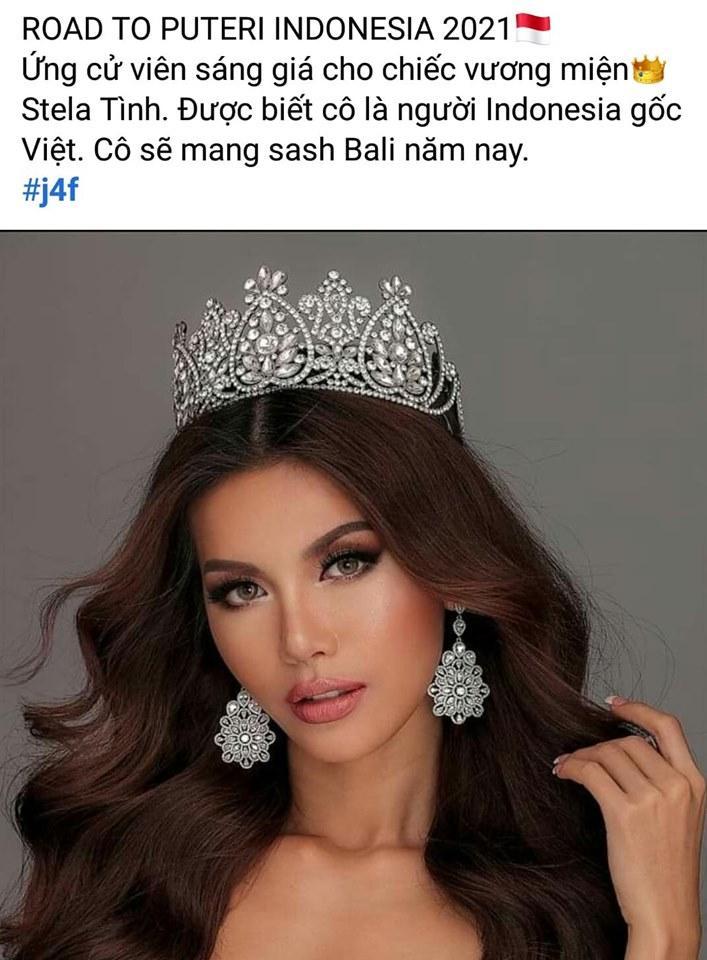 Minh Tú được ủng hộ đại diện Indonesia thi Hoa hậu Hoàn vũ-3