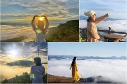 'Bí kíp' săn mây 'đỉnh kout' của giới trẻ ở Đà Lạt không phải ai cũng tường