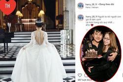 Chia tay được vài tháng, bạn trai thiếu gia của Nhật Lê thông báo sắp lấy vợ