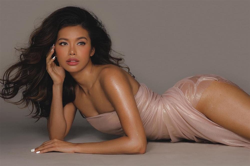 Minh Tú được ủng hộ đại diện Indonesia thi Hoa hậu Hoàn vũ-6