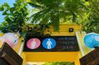 Nhà vệ sinh 'sang-xịn-mịn' mới xuất hiện ở Hội An: Chẳng thua gì khách sạn 5 sao