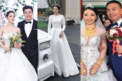 Các cô dâu nổi trên MXH vì có đám cưới xa hoa giờ ra sao?