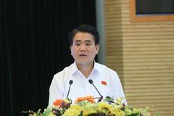 Chủ tịch TP Hà Nội Nguyễn Đức Chung: 'Thành phố không hẹp hòi với người dân ở bãi rác Nam Sơn'