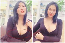 Mặc chê bai, Phi Thanh Vân khoe 'vựa bưởi' nhức nhối ngay khi vừa xuất viện