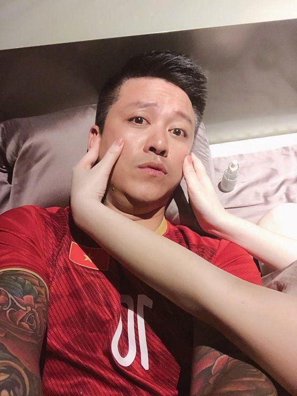 Được bà xã Thu Hương chăm da kĩ lưỡng, bảo sao Tuấn Hưng 41 tuổi mà trẻ mãi không già-6