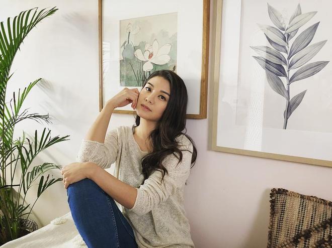 Hoa hậu phụ bạc Lưu Khải Uy, chạy theo Trần Hào giờ sống ra sao?-2