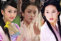 6 nữ thần cổ trang màn ảnh Hoa ngữ: Lưu Diệc Phi đẹp mấy vẫn đứng sau Điêu Thuyền