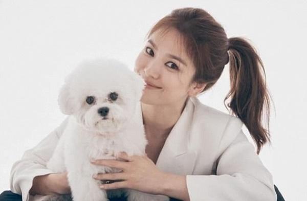 Song Hye Kyo bất ngờ lộ diện hậu tin đồn Song Joong Ki có người mới, truyền tải thông điệp đặc biệt-1