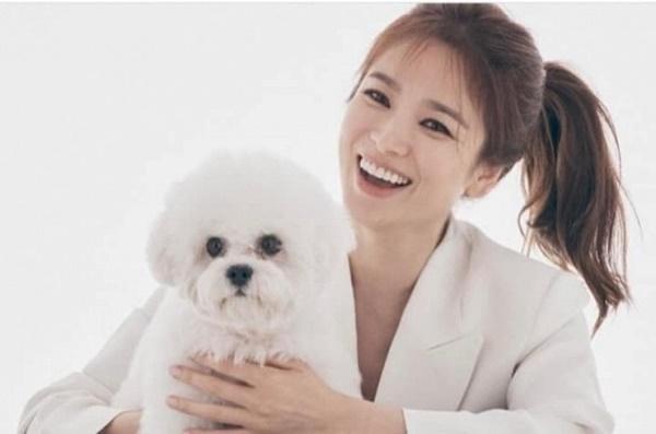 Song Hye Kyo bất ngờ lộ diện hậu tin đồn Song Joong Ki có người mới, truyền tải thông điệp đặc biệt-3